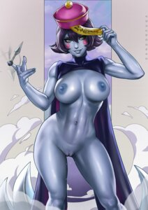 Rating: Explicit Score: 38 Tags: dandon_fuga dark_stalkers lei_lei naked_cape nipples pussy pussy_juice uncensored weapon User: Mr_GT