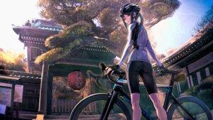 Rating: Questionable Score: 39 Tags: ass bike_shorts minami_kamakura_koukou_joshi_jitenshabu sabaku_no_tanuki User: gnarf1975