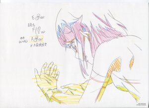 Rating: Safe Score: 5 Tags: dorothy_(garakowa) glass_no_hana_to_kowasu_sekai raw_scan sketch User: hirotn