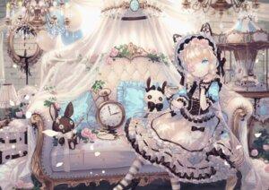 Rating: Safe Score: 28 Tags: eyepatch gothic_lolita heels lolita_fashion yumeichigo_alice User: Mr_GT
