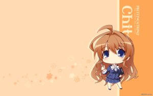 Rating: Safe Score: 5 Tags: business_suit chibi hayase_chitose hibiki_works pretty_x_cation_2 User: girlcelly
