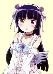 Rating: Safe Score: 76 Tags: dress gokou_ruri heterochromia lolita_fashion ore_no_imouto_ga_konnani_kawaii_wake_ga_nai yonezawa_masaru User: Mekdra