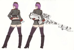 Rating: Safe Score: 12 Tags: nida_schuetlich shuraki thighhighs uniform yamashita_shunya User: Radioactive