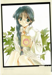 Rating: Safe Score: 3 Tags: dress_shirt megane nanase_aoi seraphim_call User: Radioactive