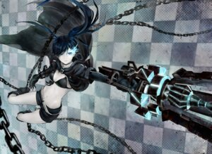 Rating: Safe Score: 26 Tags: bikini_top black_rock_shooter black_rock_shooter_(character) cleavage gun shouin vocaloid User: Radioactive