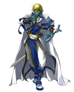 Rating: Safe Score: 4 Tags: guilty_gear guilty_gear_xx_accent_core male robo-ky sword User: Radioactive