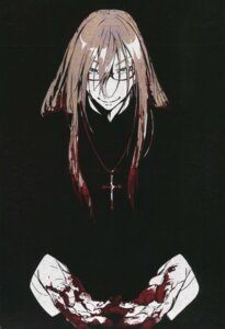 Rating: Questionable Score: 4 Tags: blood dies_irae male megane tagme User: Radioactive