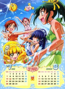 Rating: Safe Score: 15 Tags: aoki_reika bikini calendar candy_(smile_precure) hino_akane hoshizora_miyuki kawamura_toshie kise_yayoi midorikawa_nao pop_(precure) pretty_cure smile_precure! swimsuits User: Radioactive