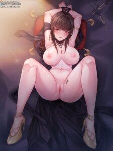 Rating: Explicit Score: 156 Tags: anus bondage dsr-50_(girls_frontline) girls_frontline heels naked nipples pussy pussy_juice rebe11 uncensored User: Mr_GT