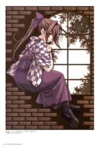 Rating: Safe Score: 12 Tags: amane_sou kimono toranoana User: Radioactive