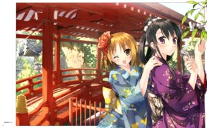 Rating: Safe Score: 56 Tags: 5_nenme_no_houkago kantoku kimono User: Kalafina