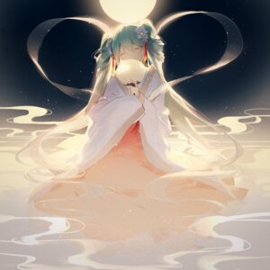 Rating: Safe Score: 51 Tags: asian_clothes chuushuu_meigetsu_miku hatsune_miku rella vocaloid User: charunetra