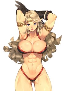 Rating: Questionable Score: 38 Tags: amazon bikini cleavage dragon's_crown real_xxiii swimsuits User: Radioactive