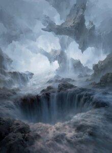 Rating: Safe Score: 35 Tags: landscape magic_the_gathering xu_tianhua User: blooregardo