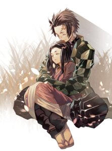 Rating: Safe Score: 15 Tags: gyudong123 japanese_clothes kamado_nezuko kamado_tanjirou kimetsu_no_yaiba User: Dreista