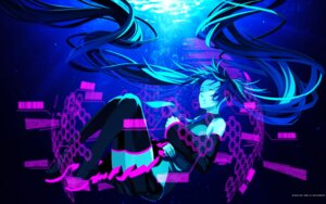 Rating: Safe Score: 28 Tags: hatsune_miku osamu vocaloid wallpaper User: charunetra