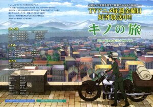 Rating: Safe Score: 6 Tags: kino_no_tabi kuwabara_naoko landscape User: drop