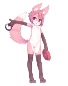 Rating: Explicit Score: 22 Tags: animal_ears kitsune loli monster_girl naked nipples pussy shishigaj5 tail thighhighs uncensored User: Nico-NicoO.M.