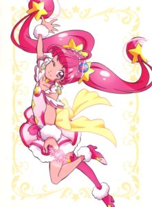 Rating: Questionable Score: 8 Tags: heels itaoka_nishiki star_twinkle_precure tagme User: drop