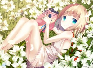 Rating: Safe Score: 56 Tags: chinomaron dress gochuumon_wa_usagi_desu_ka? kirima_sharo see_through User: Mr_GT