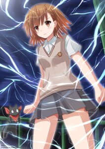 Rating: Questionable Score: 11 Tags: crossover kazenokaze misaka_mikoto neko nichijou sakamoto seifuku to_aru_kagaku_no_railgun to_aru_kagaku_no_railgun_s to_aru_majutsu_no_index User: sylver650