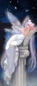 Rating: Safe Score: 26 Tags: douyougen dress queen_serenity sailor_moon wings User: Mr_GT