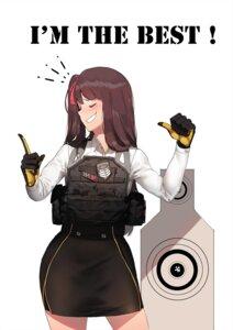 Rating: Questionable Score: 19 Tags: girls_frontline gun ihobus wa2000_(girls_frontline) User: Dreista