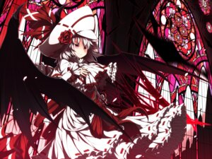 Rating: Safe Score: 30 Tags: remilia_scarlet touhou ugume wings User: 椎名深夏