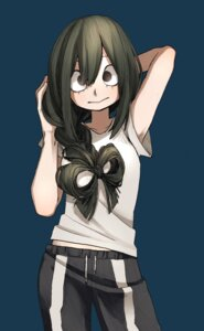 Rating: Safe Score: 33 Tags: asui_tsuyu boku_no_hero_academia usasaki_shiro User: Anemone
