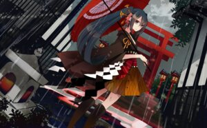 Rating: Safe Score: 38 Tags: hatsune_miku kimono musou_yuchi vocaloid User: 椎名深夏