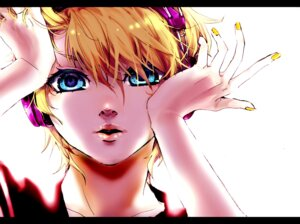 Rating: Safe Score: 16 Tags: akiakane kagamine_len male migikata_no_chou_(vocaloid) vocaloid User: charunetra