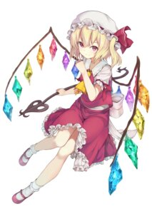 Rating: Safe Score: 47 Tags: flandre_scarlet monobe_tsukuri touhou weapon wings User: nphuongsun93