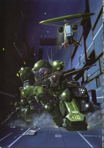 Rating: Safe Score: 1 Tags: mecha votoms User: Densha