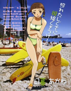 Rating: Safe Score: 8 Tags: bikini higurashi_akane mai_hime swimsuits User: Chrissues