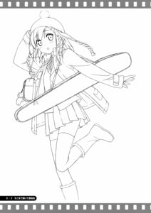 Rating: Safe Score: 7 Tags: kantoku line_art monochrome User: Kalafina