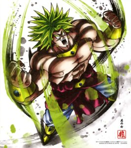 Rating: Safe Score: 11 Tags: broly dragon_ball male User: drop