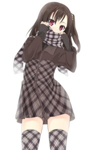 Rating: Safe Score: 87 Tags: hagane7728 shizuku_(kantoku) thighhighs User: Aurelia