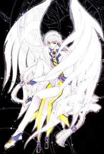 Rating: Safe Score: 5 Tags: card_captor_sakura clamp yue User: Share
