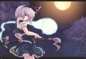Rating: Safe Score: 7 Tags: crease konpaku_youmu sway_wind tokiame touhou User: blooregardo
