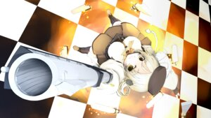 Rating: Safe Score: 20 Tags: gun momo_(higanbana_and_girl) puella_magi_madoka_magica tomoe_mami wallpaper User: Nekotsúh