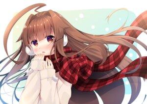 Rating: Safe Score: 18 Tags: kantai_collection kuma_(kancolle) sweater yukina_(black0312) User: hiroimo2