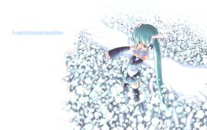 Rating: Safe Score: 6 Tags: hatsune_miku lapiss vocaloid wallpaper User: yumichi-sama