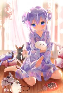 Rating: Safe Score: 86 Tags: gochuumon_wa_usagi_desu_ka? jerry_(gn_012777999) kafuu_chino see_through tippy_(gochuumon_wa_usagi_desu_ka?) yukata User: Mr_GT