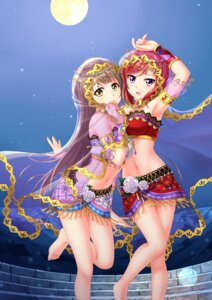 Rating: Safe Score: 41 Tags: love_live! minami_kotori nishikino_maki see_through tucana User: Mr_GT