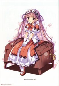 Rating: Safe Score: 11 Tags: ko~cha minette shukufuku_no_campanella User: admin2