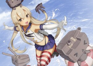 Rating: Safe Score: 46 Tags: ccaw heels kantai_collection rensouhou-chan shimakaze_(kancolle) thighhighs thong User: Mr_GT