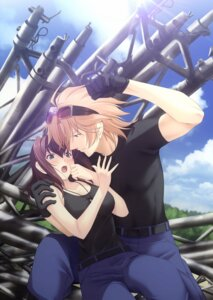 Rating: Safe Score: 17 Tags: munakata_misae muvluv muvluv_alternative_chronicles User: CryFleuret