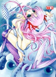 Rating: Questionable Score: 37 Tags: mermaid naked nipples ramiya_ryou tentacles User: admin2