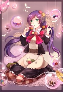 Rating: Safe Score: 27 Tags: dress love_live! pantyhose toujou_nozomi xinghuo User: Mr_GT