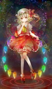 Rating: Safe Score: 12 Tags: flandre_scarlet michii_yuuki touhou User: fireattack